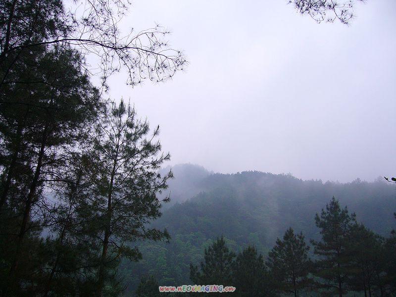 小时来到宜宾云台山风景区