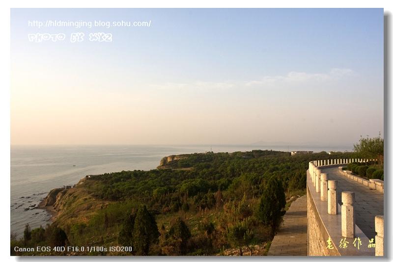 龙回头,是滨城葫芦岛一处著名的风景胜地.