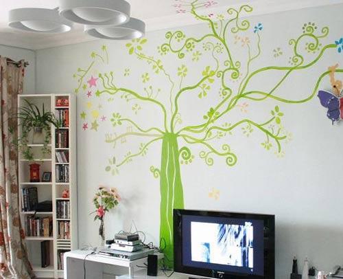 西安手绘墙工作室
