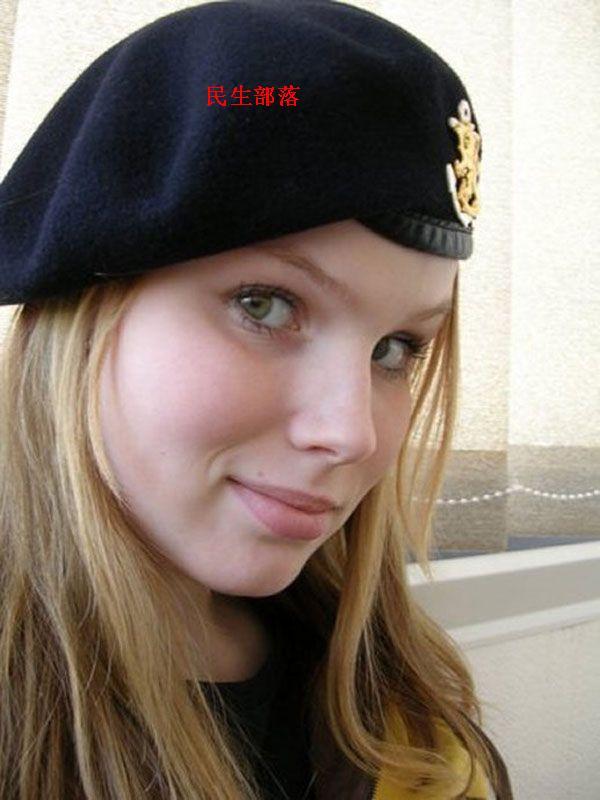 灰常漂亮滴世界女兵 高清图片