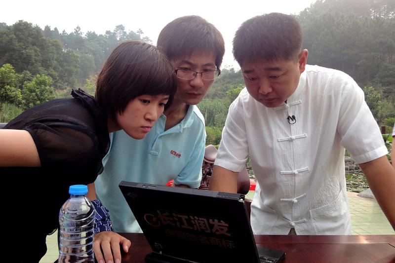 惠州李艺_2010年广东惠州市访谈金钱龟王李艺
