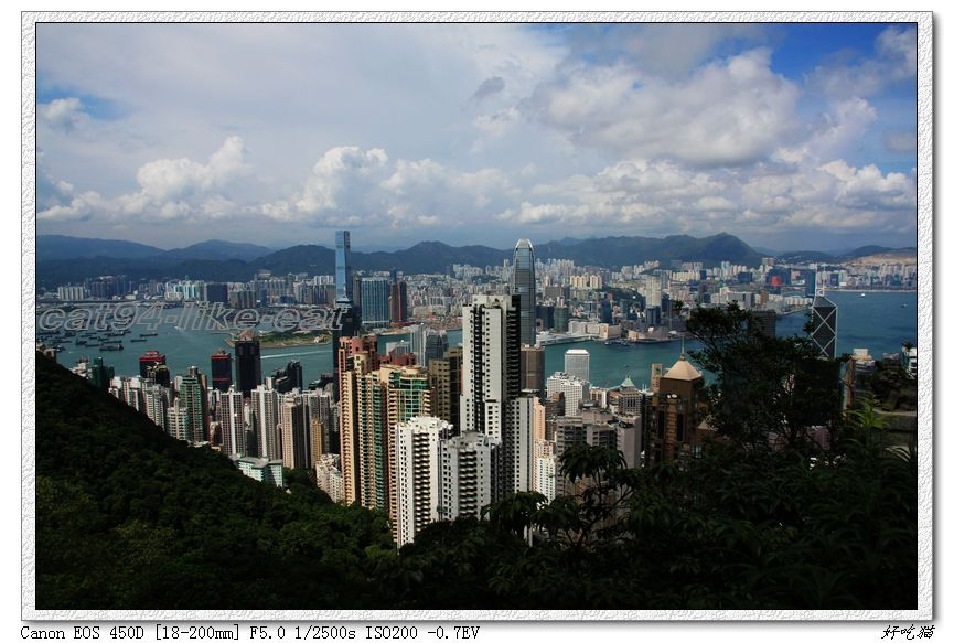 广州-香港中环-山顶-广州一日游(续)