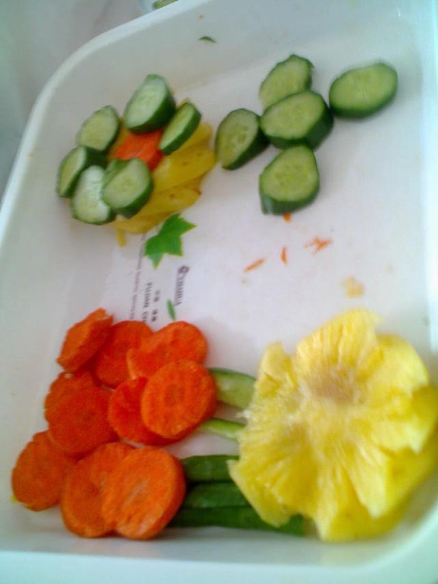 幼儿园水果拼图