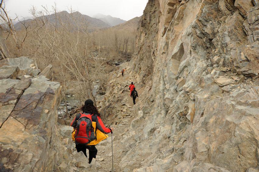 慕士塔格峰等几次重要古道
