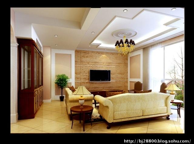 15万打造怀柔200平简欧风格别墅设计 去繁就简尽显灵动之美图片