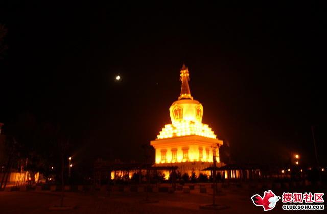 [转载]亚洲最大的佛塔------宝尔汗佛塔