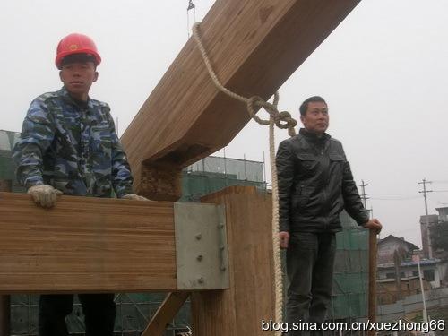 合竹大跨度结构建筑在四川
