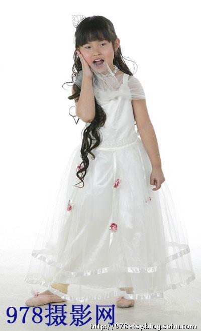 唯美浪漫的小公主儿童写真集-拍满意婚纱摄影-搜狐博客