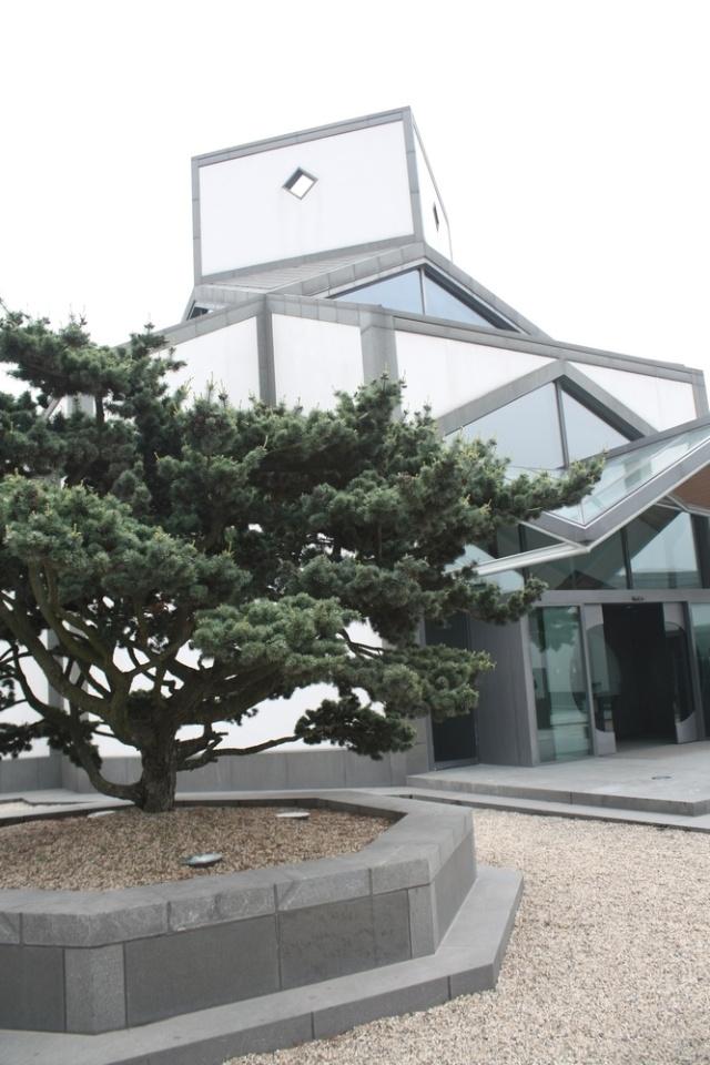苏州-苏州博物馆(贝律铭晚年家乡之作)