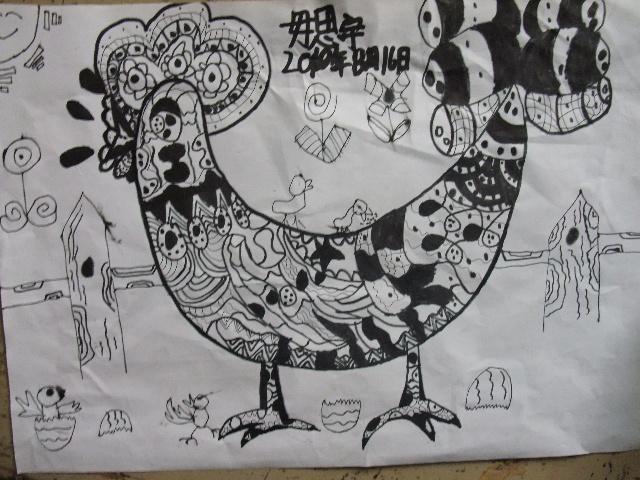圆形花卉黑白装饰画-黑白装饰画花卉_圆形花卉适合纹样_创意黑白