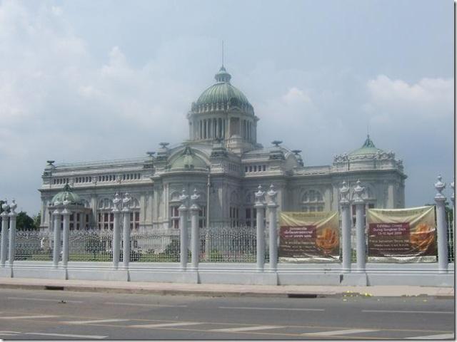 泰国旧国会大厦 香港 泰国游之七图片