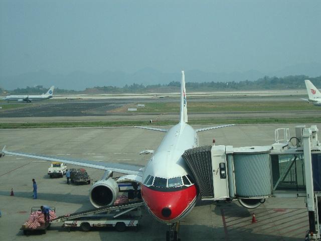 重庆-兰州,往返飞机均因工作被改签