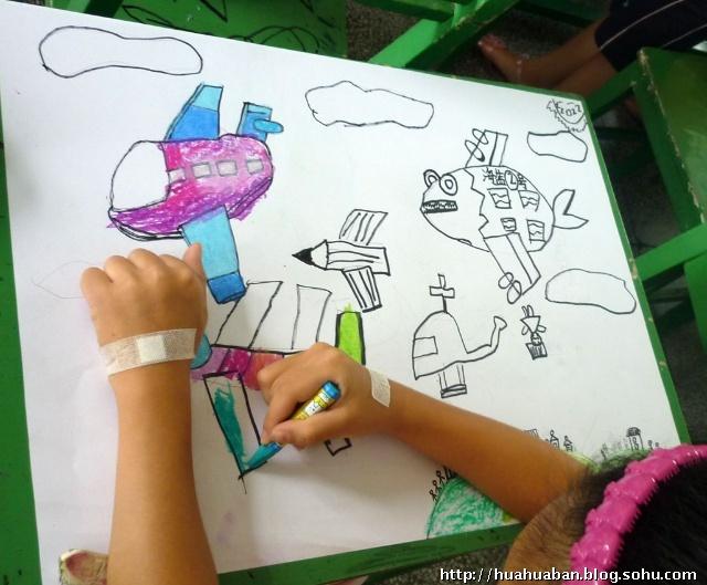 幼儿园美术兴趣班课程