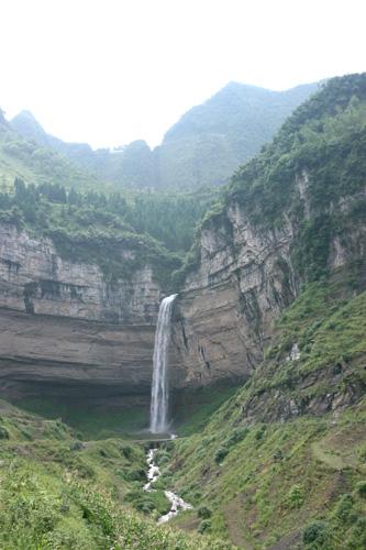 定府辛庄村风景