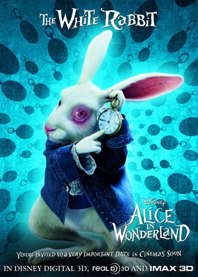 早年间兔子们出现在大屏幕上大多是打酱油的角色,但近年兔子们的