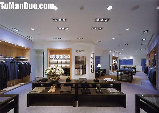 商店室内装修设计的基本要素 高清图片