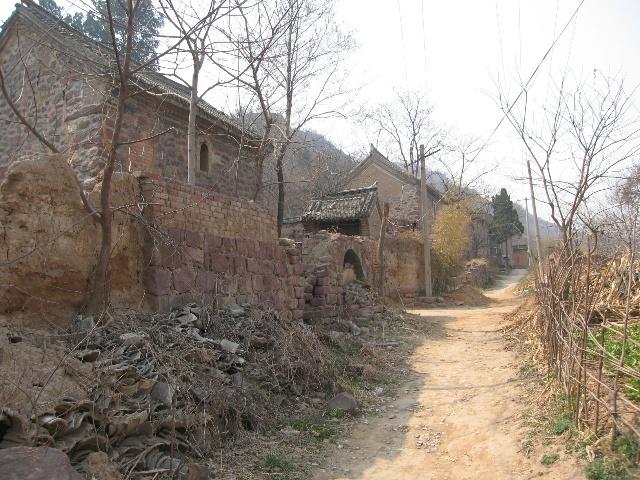 我的老家——荥阳市高山镇石洞沟村