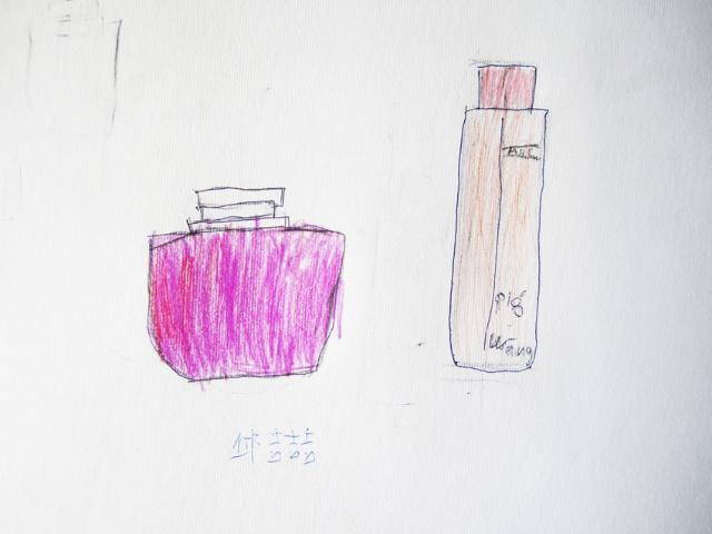4.23素描石膏像,小房子写生发挥创意,速写,素描几何体
