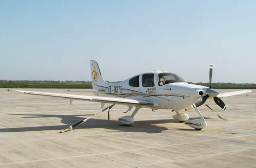 范冰冰私人飞机