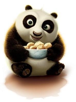 阿宝小时候的模样--真是超萌-功夫熊猫,给力 六一