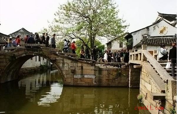 苏州古风风景图片