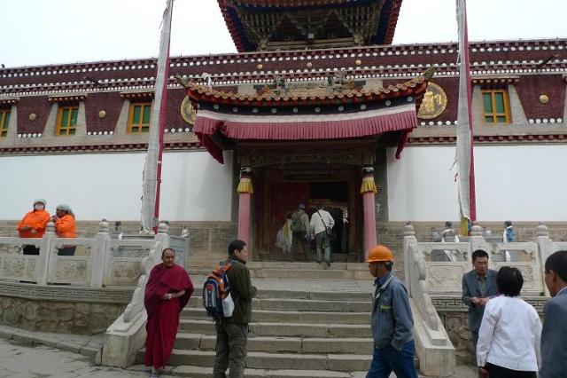 西藏旅游札记(三)青海省塔尔寺