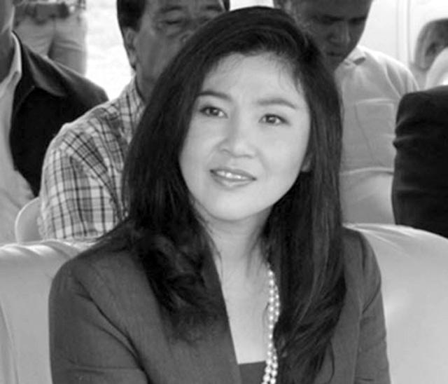 泰国女总理生活照曝光:性感妩媚不输柏芝